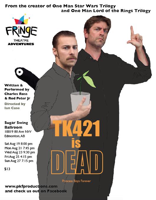 TK 421 is dead image